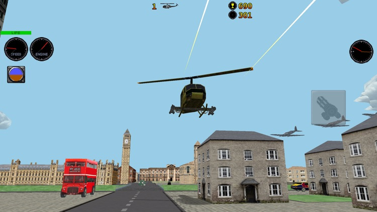 RC Helicopter 3D Lite screenshot-4