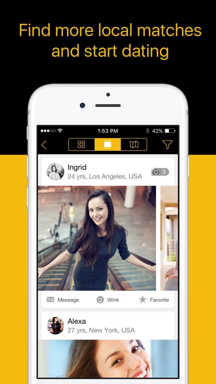 OneNightFriend – Online Dating App to Find Singles Screenshot