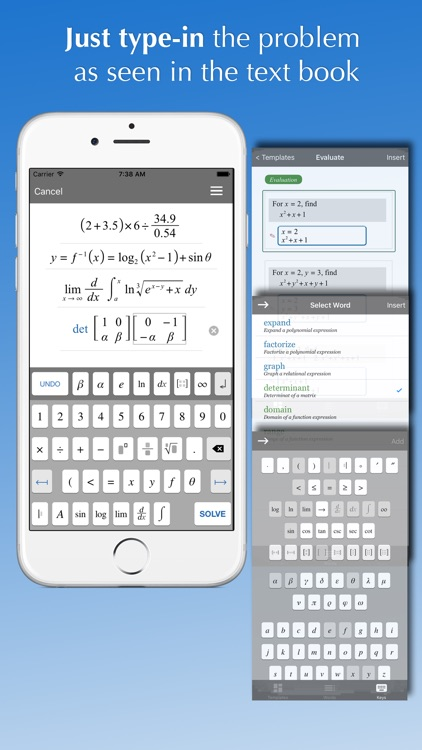 FX Math Solver screenshot-4