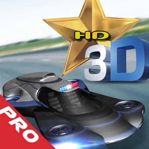 Air Car Police Chase HD Pro icon