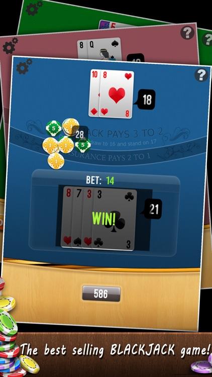 Blackjack 21 Free+