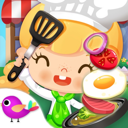 Candys Restaurant - Kids Educational Games