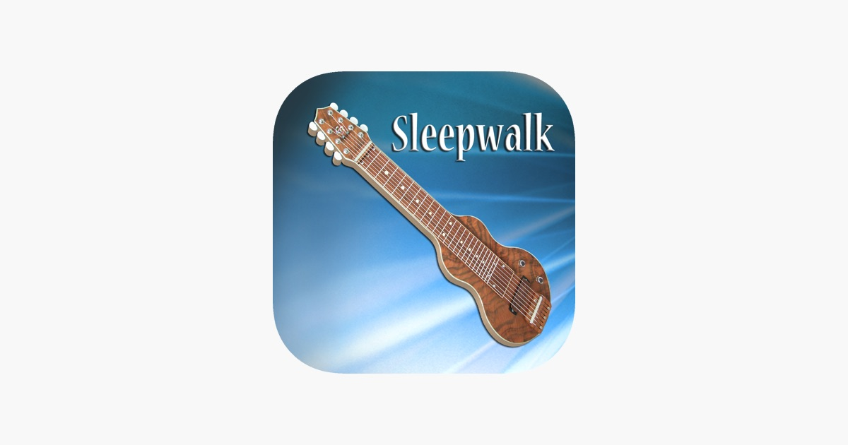 C6 Lap Steel Guitar Sleepwalk On The App Store