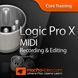 MIDI Recording and Editing in Logic Pro X