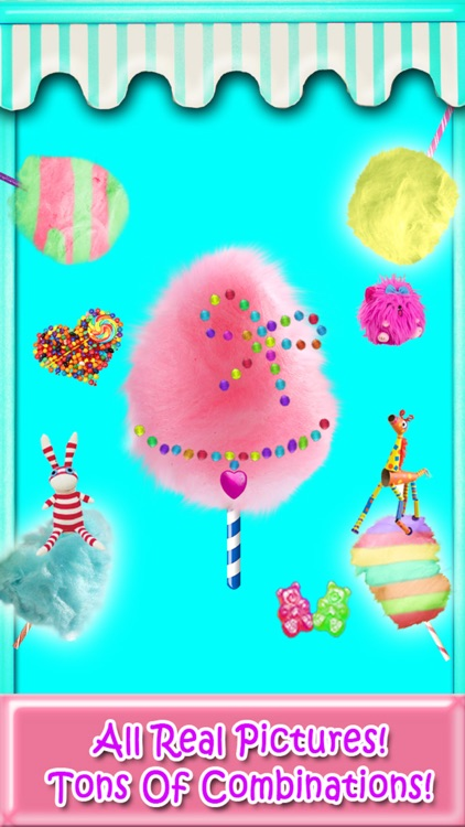 Cotton Candy! - Free