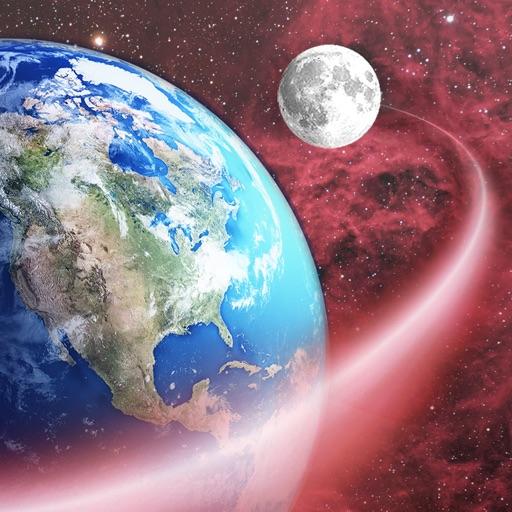 SkySafari 4 Pro: Professional Telescope Astronomy!  Explore Sun, Moon, Mars, Stars, Planets, and Satellites!  Go where NASA space missions have not!