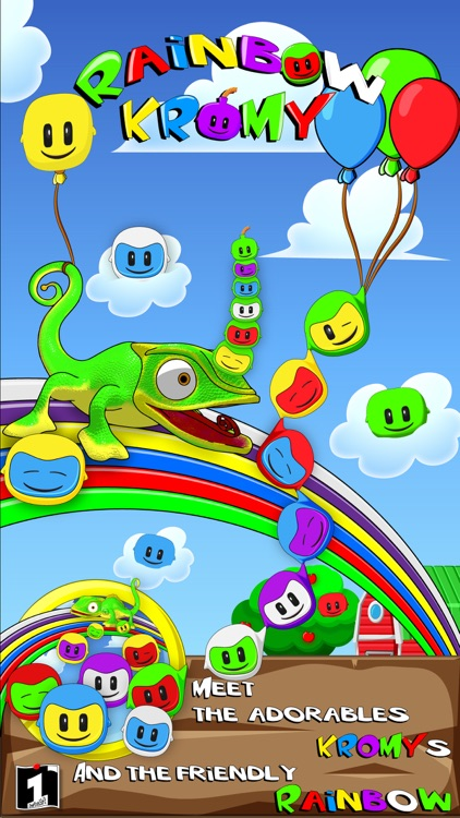 Rainbow Kromy screenshot-2
