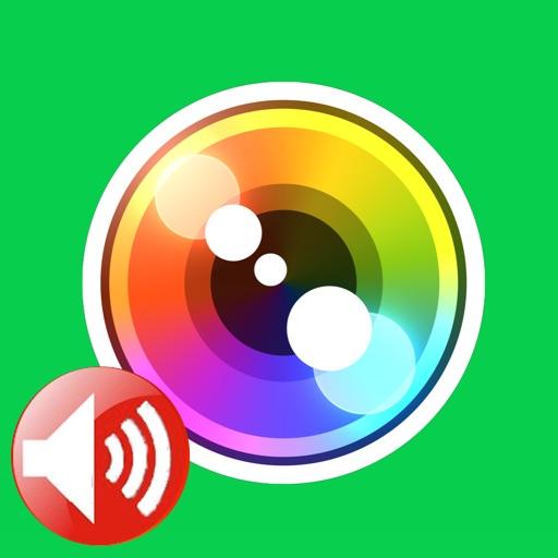 超微音カメラ+ - 高画質マナー静音無人タイマーカメラ(無音カメラ)