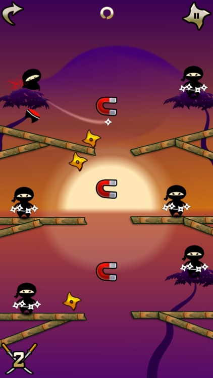 Stupid Ninjas Free screenshot-2