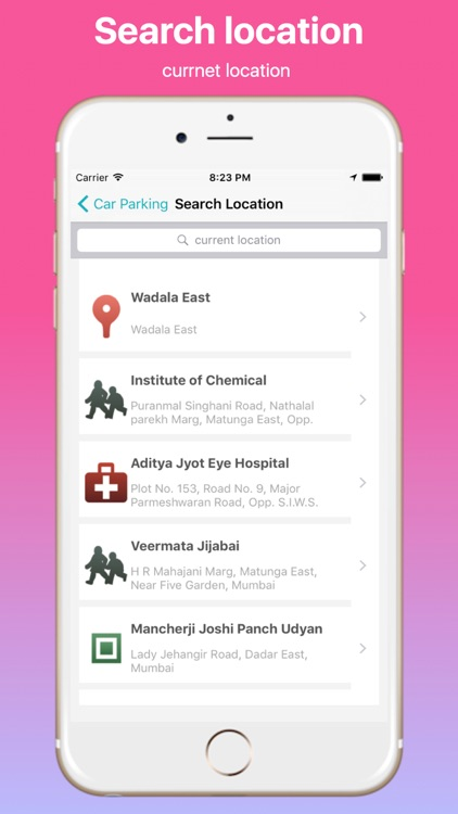 Car Parking Near by Location Pro screenshot-4
