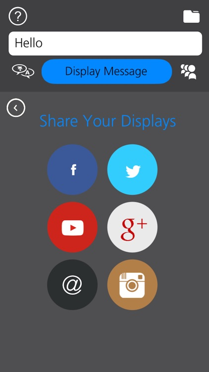 LED Banner App - Personalise Your Theme screenshot-4