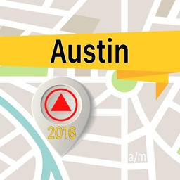 Austin Offline Map Navigator and Guide