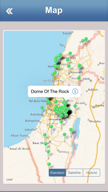 Israel Tourist Guide screenshot-3