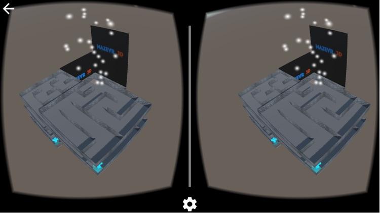 MazeVR 3D for Google Cardboard screenshot-3