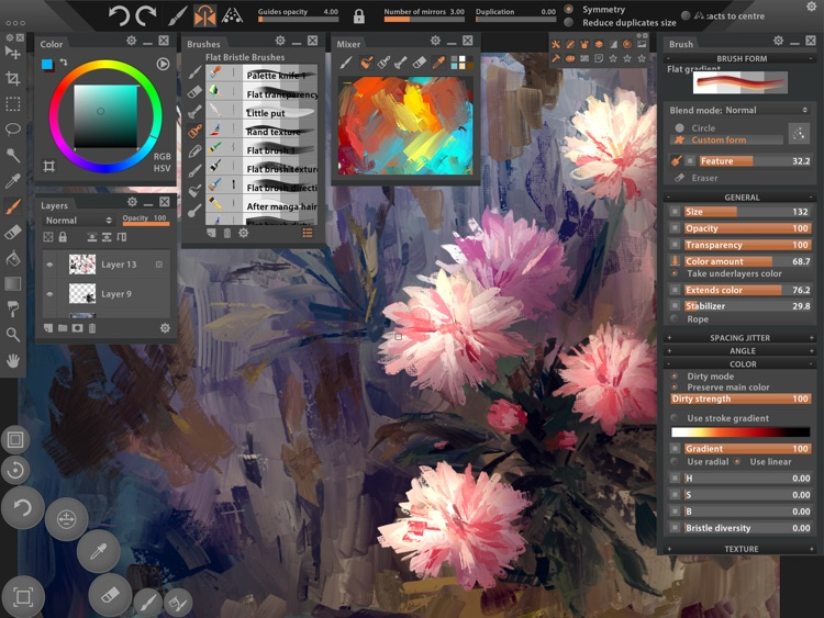 Paintstorm Studio screenshot-3