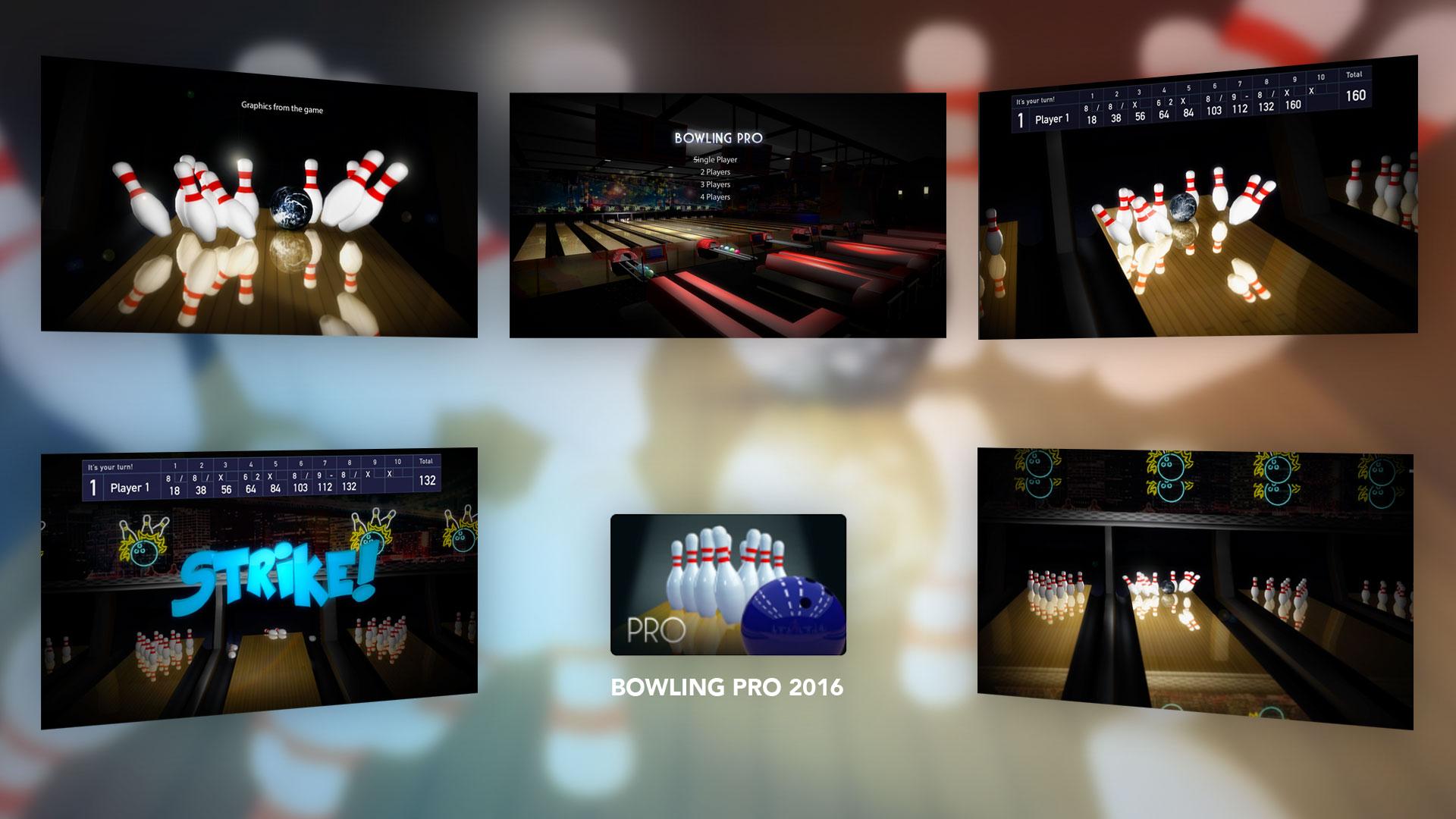 Sports Pro - Golf Tennis Bowling Pool screenshot 5