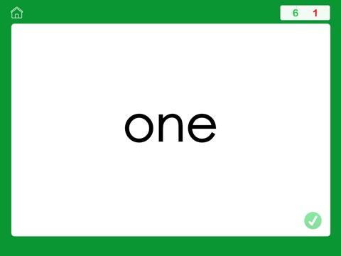 Screenshot #3 for Instant Words by Teach Speech Apps