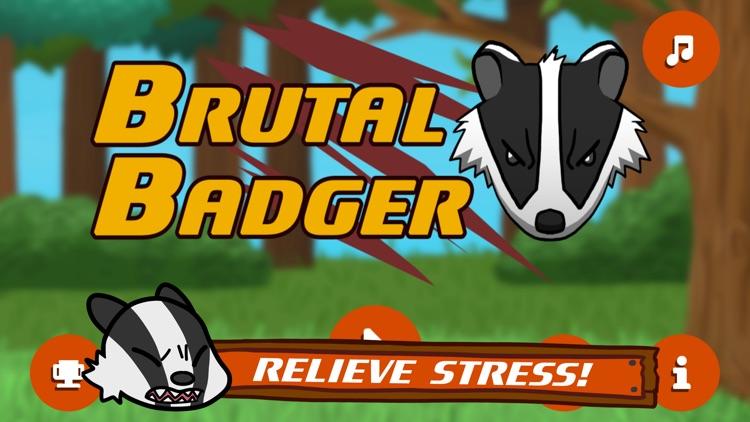 Brutal Badger - Stress Relief