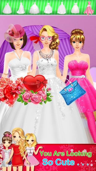 Wedding Doll - Dress Up & Fashion Games screenshot two