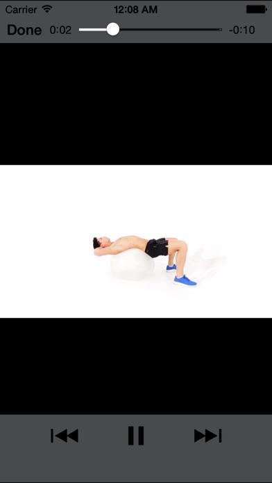 腹肌8分钟:腹肌撕裂者教您锻炼腹肌,消除腰腹赘肉 拥有完美身材のおすすめ画像4