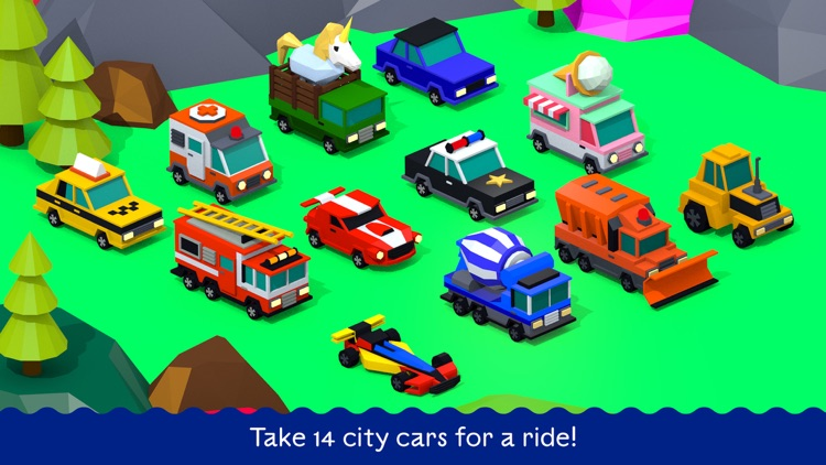 City Cars Adventures by BUBL screenshot-0