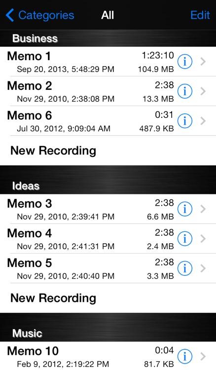 PureAudio Live Recorder screenshot-3