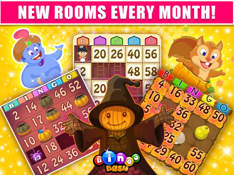 Bingo Bash HD feat. MONOPOLY screenshot-3
