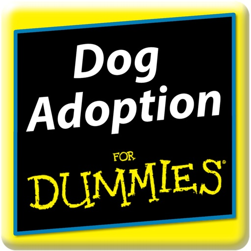 Dog Adoption For Dummies