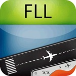 Fort Lauderdale Airport (FLL) Flight Tracker Hollywood radar