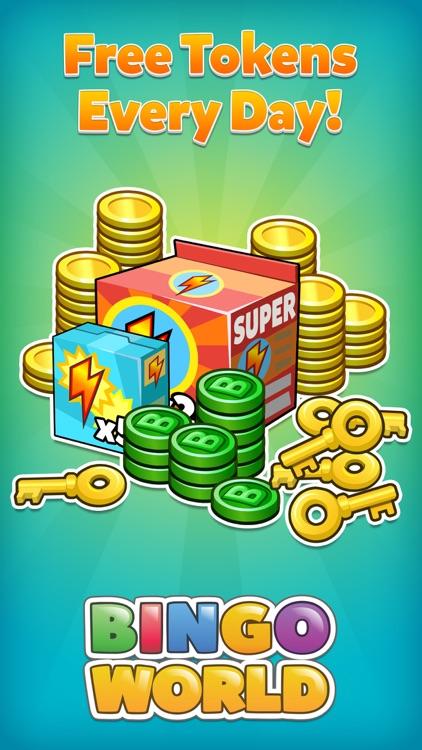 Bingo World - Bingo and Slots Game screenshot-4