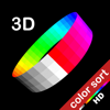 3D Photo Ring HD - Moderner Bilder-Browser mit Farbsortierung