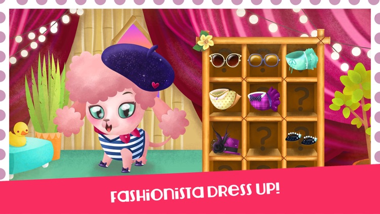 Miss Hollywood: Vacation - Pet Paradise Adventure screenshot-4