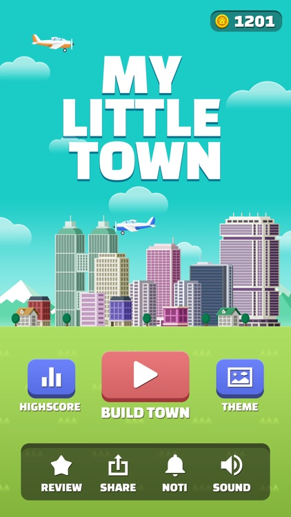 My Little Town [Premium] : Number Puzzle Game screenshot-4