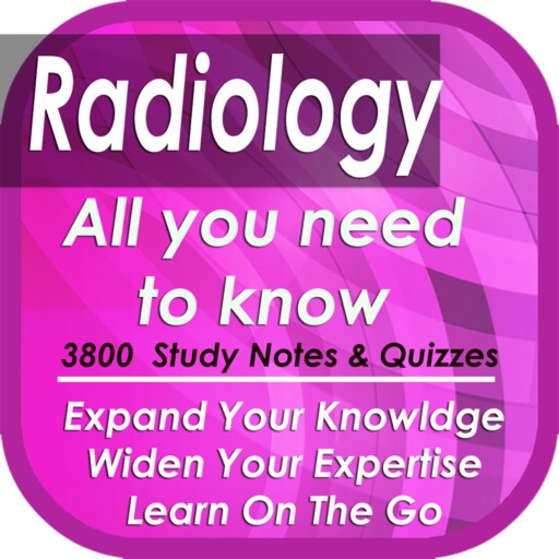 Radiology, RadioGraphics & Imaging Expertise: 3800 Study Notes, Tips, Q&A (Principles &Practices)