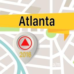 Atlanta Offline Map Navigator and Guide