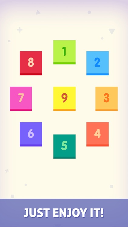 Just Get 10 - Simple fun sudoku puzzle lumosity game with new challenge
