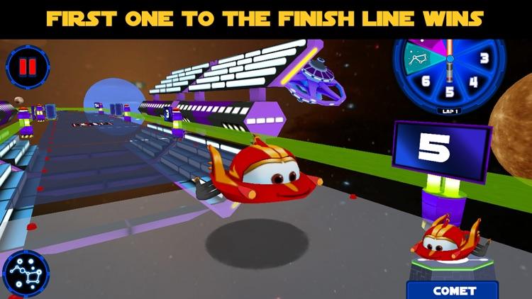 Planet Racers: Family Board Game screenshot-0