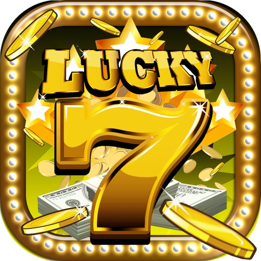 7 Lucky Seven Slots - Golden Special Edition