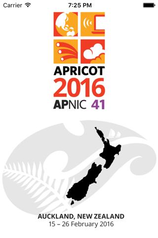 APRICOT Conferences - náhled