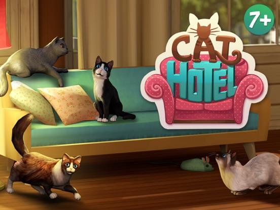 CatHotel - Заботьтесь о милых на iPad