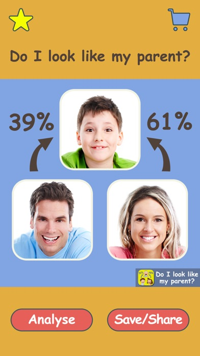 Do I Look Like My Parents - Guess who are the most resemble to you