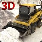 arado Resgate Neve condução do caminhão Simulator 3D icon