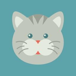 Fat Cat Rhyming Game
