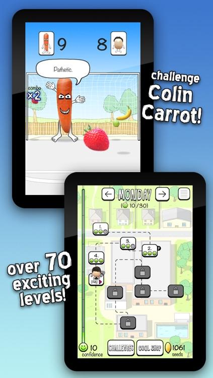 Peter Potato Lite - free vegetable mini games for kids screenshot-4