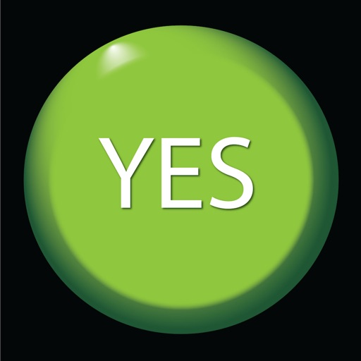 The Yes Button by Fun River LLC