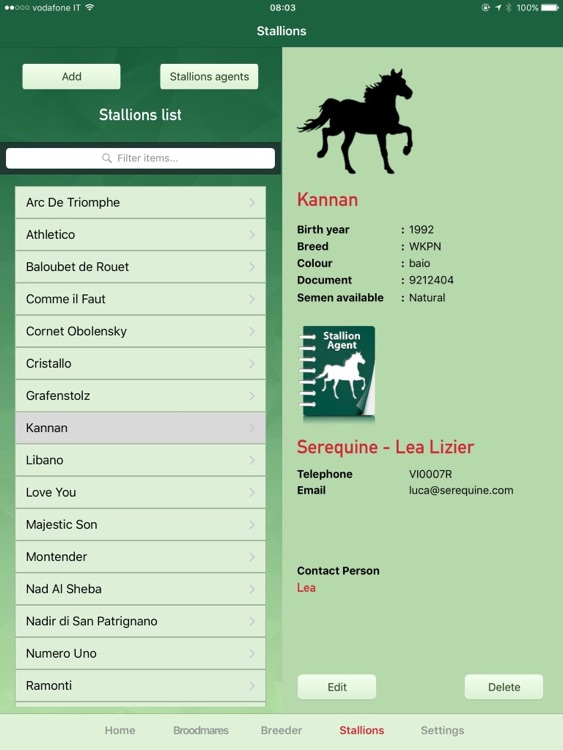 EquiBreedVet Pro - Equine Reproduction Management screenshot-4