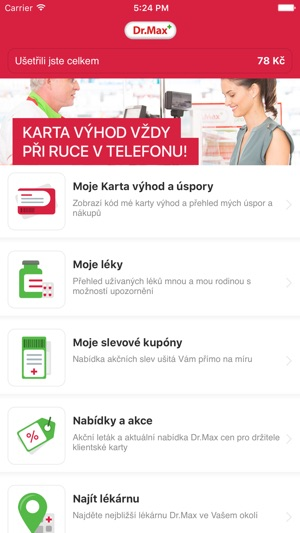 Muj Dr Max On The App Store