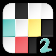 Blank Space 2 - The White Color Piano Tile