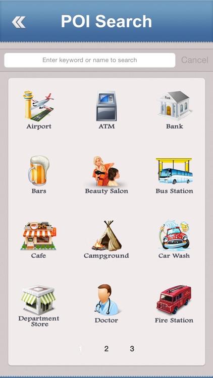 Lithuania Offline Travel Guide screenshot-4