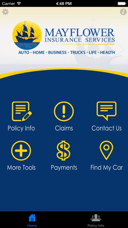 Mayflower Insurance Services screenshot-2